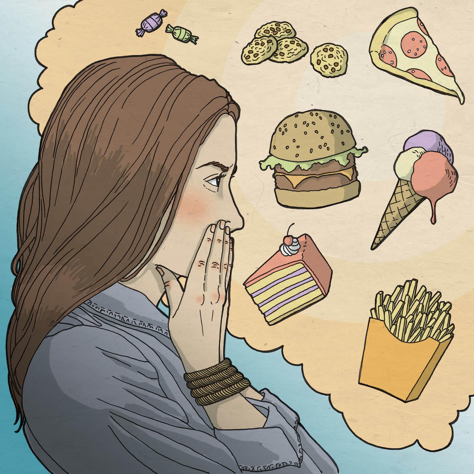 Werde frei von Selbstkontrolle